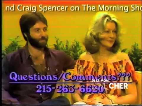 Cher S Mother Georgia Holt With Craig Spencer On Baltimore