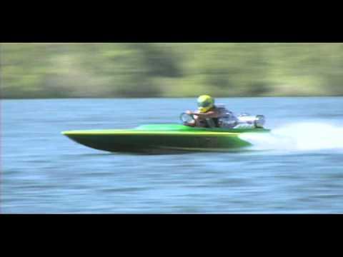 2011 Irvine Lake K-Boat Challenge Top 3