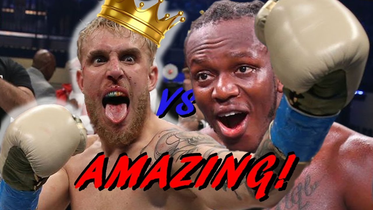 Why Jake Paul beating KSI would be an AMAZING Story!