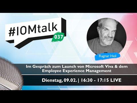 #iomtalk 037 mit Ragnar Heil