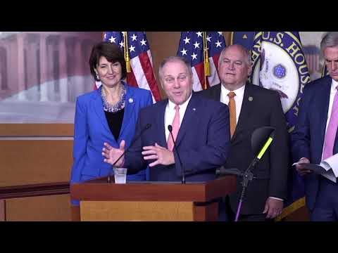Whip Scalise   Leadership Press Conference