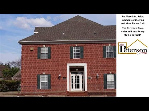 865 WILLOW TREE, Memphis, TN Presented by The Peterson Team.