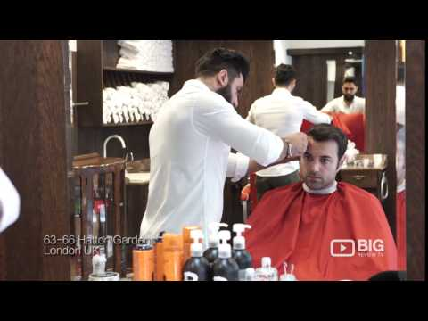 Re Style Gentleman's Grooming A Barber Shop In London Offering Hair Cut And Massage