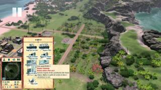 Tropico 4 Gameplay Ita PC (Modalità Libera)