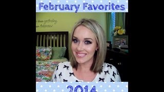 Favorites ~ February 2014 Thumbnail