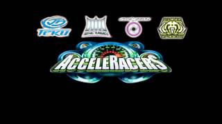 Hot Wheels AcceleRacers 2005 Initiation Theme