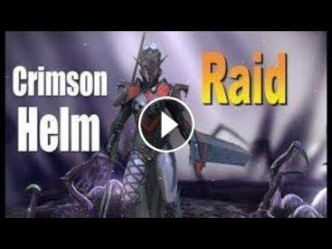 Raid Shadow Legends  Crimson Helm (Багровая Маска Героиня Щита)