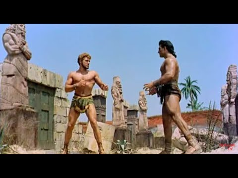 HERCULES VS SAMSON - Fight