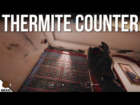 The Clever Thermite/Hibana Counter - Rainbow Six Siege Pro League Tips & Tricks Year 3