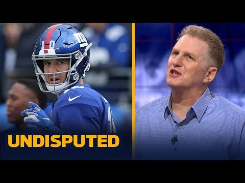 Michael Rapaport explains why Eli Manning needs to be in the Hall of Fame | NFL | UNDISPUTED