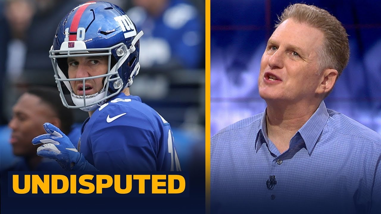 Michael Rapaport explains why Eli Manning needs to be in the Hall of Fame | NFL