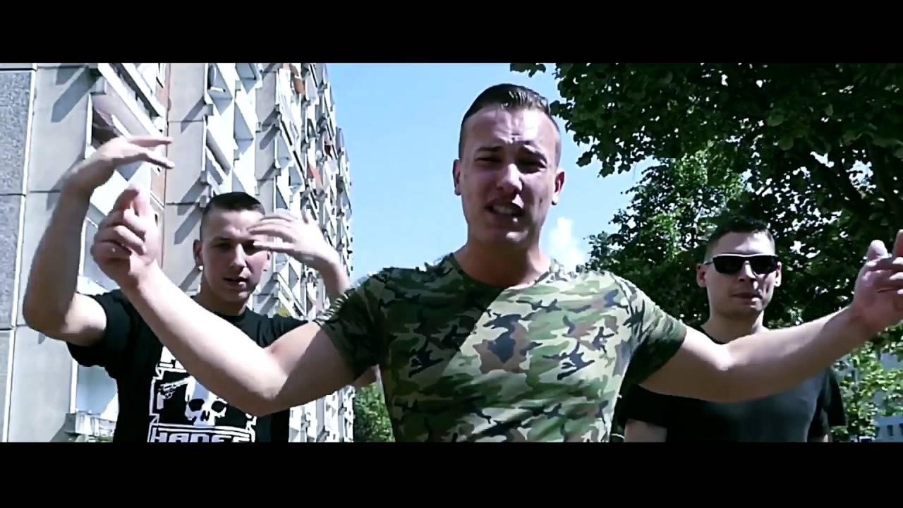 Download Hustle Hades & Hardness feat  Thomas Glenz  - Sie ficken mit den Falschen (Official Music Video)