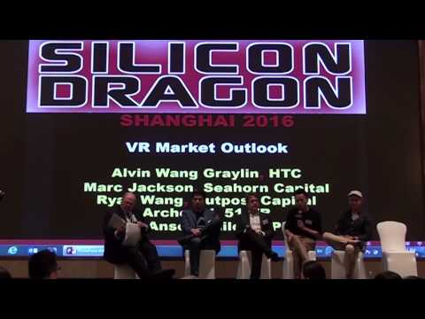 Slicon Dragon Shanghai 2016: VR Market Outlook
