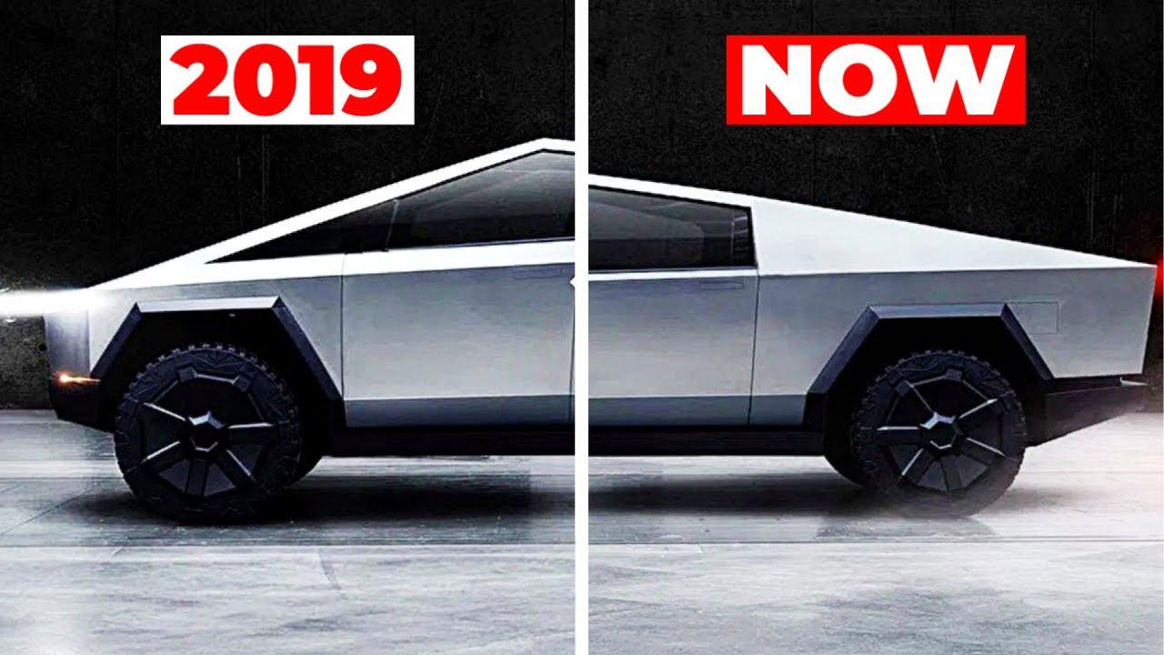 Tesla Cybertruck: HUGE Updates and Changes 2021