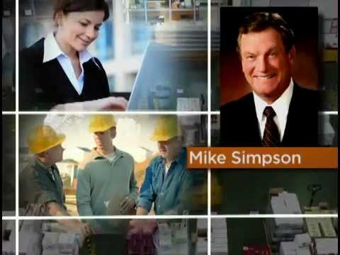 Support for Rep. Mike Simpson (R-ID)