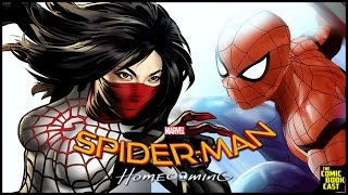 Video Spider-Man Homecoming Introducing Marvel's Silk download MP3, 3GP, MP4, WEBM, AVI, FLV Agustus 2018