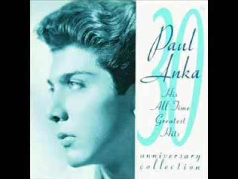Paul Anka - I'm just a lonely boy (HQ Audio).flv