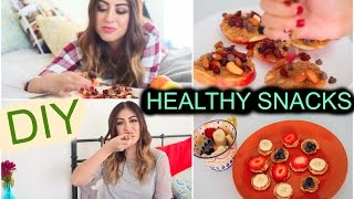 Diy Healthy Snack Ideas For After School