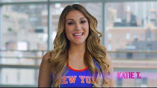 Knicks City Dancers Profile: Katie T
