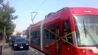 D.C. Streetcar on H Street
