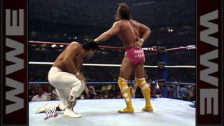 Ricky The Dragon Steamboat Overcomes Randy Macho Man