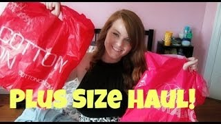 "Plus Size Haul- Shopping at ""Straight Size"" Stores Thumbnail"
