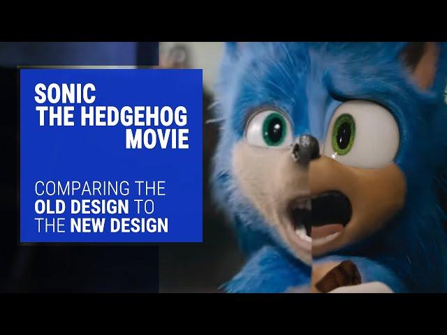 Sonic The Hedgehog Movie Reveals Less Awful Design Eurogamer Net