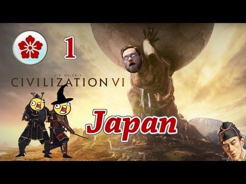 Civ6 Japan [1] Sid Meier's Civilization VI