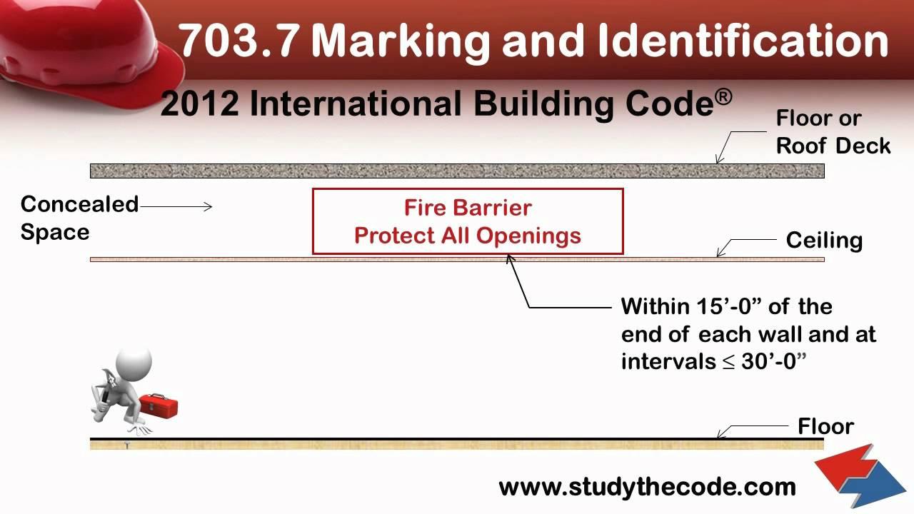 Intternational Building Code