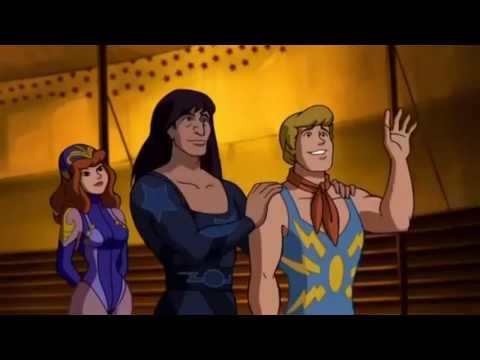 Daphne Blake in Big Top Scooby-Doo!