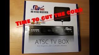 NUNET HD ATSC Tv Box