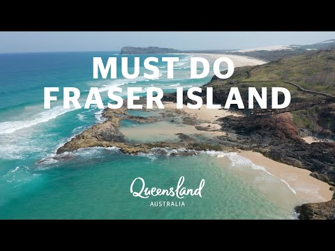 Must-do Experiences On Fraser Island