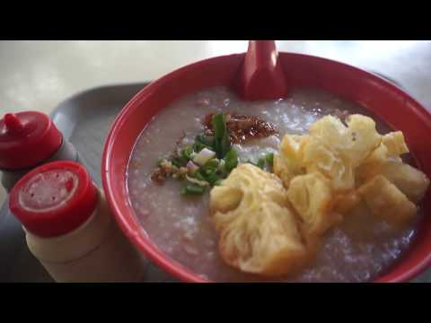 Near Jalan Besar. Johore Road Boon Kee Pork Porridge, Famous Fried Chicken Wing Rice, Nasi Bawean.