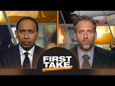Stephen A. and Max react to Charles Barkley's comments on LeBron James' decision | First Take | ESPN
