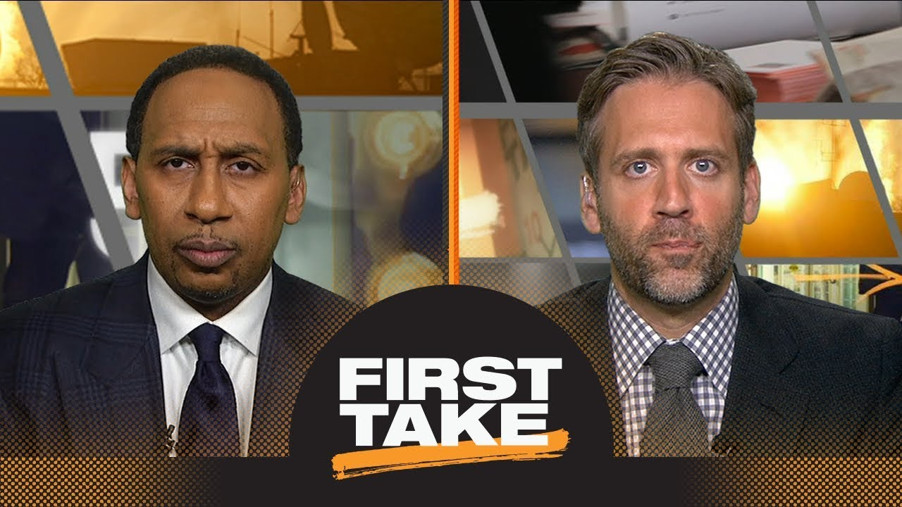Stephen A  and Max react to Charles Barkley's comments on LeBron James'  decision   First Take   ESPN