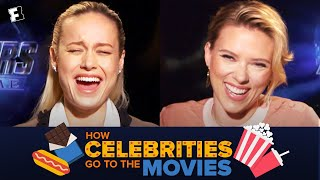How The Avengers Go to the Movies | Concession Confessions | Fandango All Access