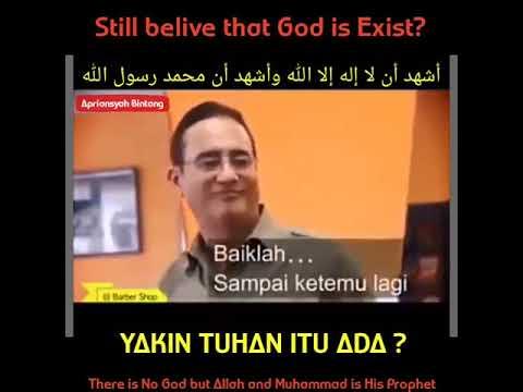 Yakin Tuhan itu Ada?!