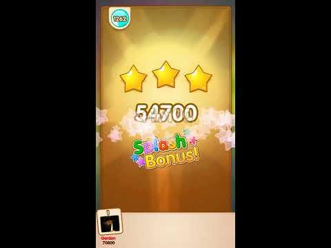 Jelly Splash lvl 1262 Android 3 Stars