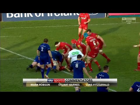 Guinness PRO14 Highlights: Leinster 20-13 Scarlets
