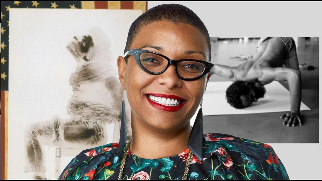 A Look At Protest Art with Dr. Kelli Morgan