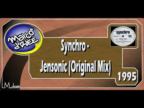Synchro - Jensonic (Original Mix) - 1995