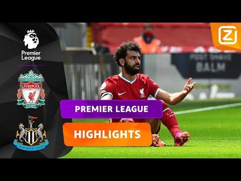 HEERLIJKE STRIJD MET WAANZINNIG SLOT   Liverpool vs Newcastle   Premier League 2