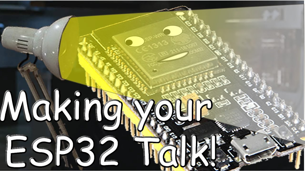 Make your ESP32 talk, playing WAV files on your ESP32, digital sound DAC ADC