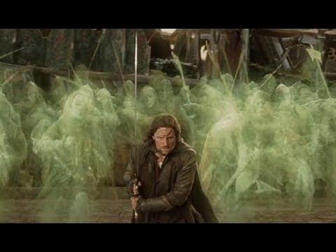 Armée des morts Vs Sauron Armée - Le Seigneur des anneaux : Le Retour du roi