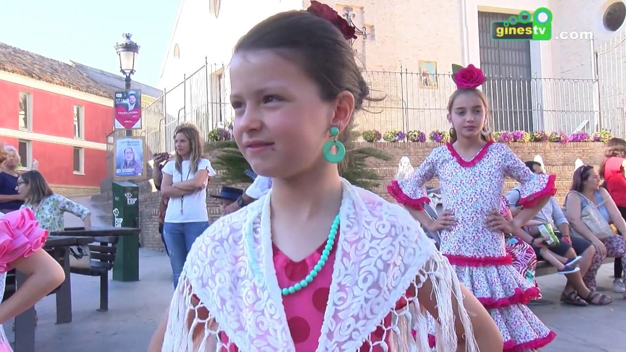 Sones rocieros y baile por sevillanas en Gines de la mano de la Escuela Municipal de Música