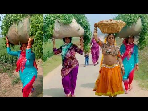 Village Life of Punjab | Punjab Village Life Style and Punjab Culture | Village Life [44]