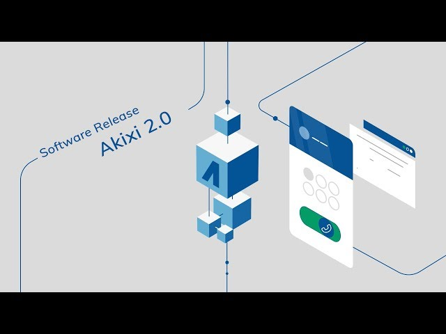 Akixi Software Release 2.0 Overview - What's New?