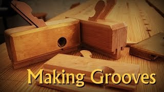 Making Grooves - The Most Under-appreciated Joint In Woodworking