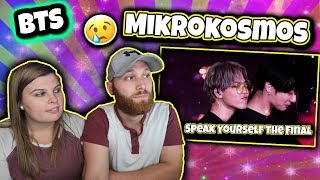 Gambar cover Mikrokosmos 소우주 @ BTS 방탄소년단 Speak Yourself The Final Day 3 Seoul Concert Fancam Reaction