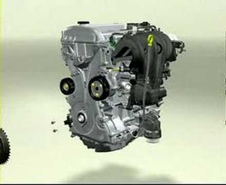 Motor ford 4 cilindros pfi youtube for Where can i get a motor vehicle report